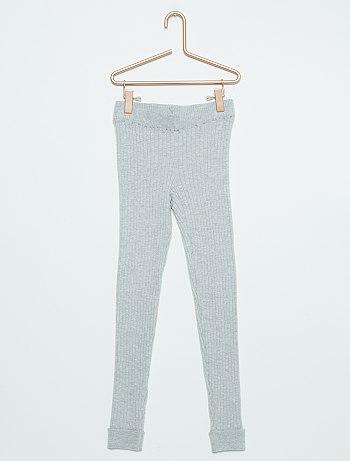 Legging tricot