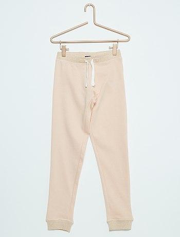 Pantalon de jogging en coton