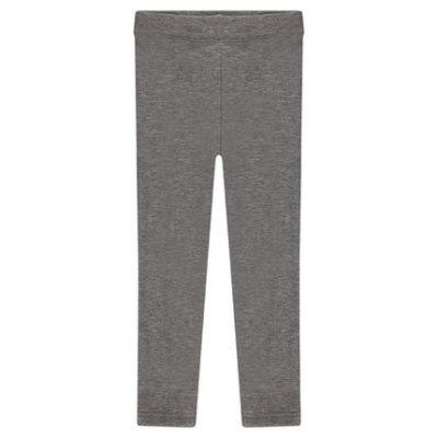 Legging en molleton gris