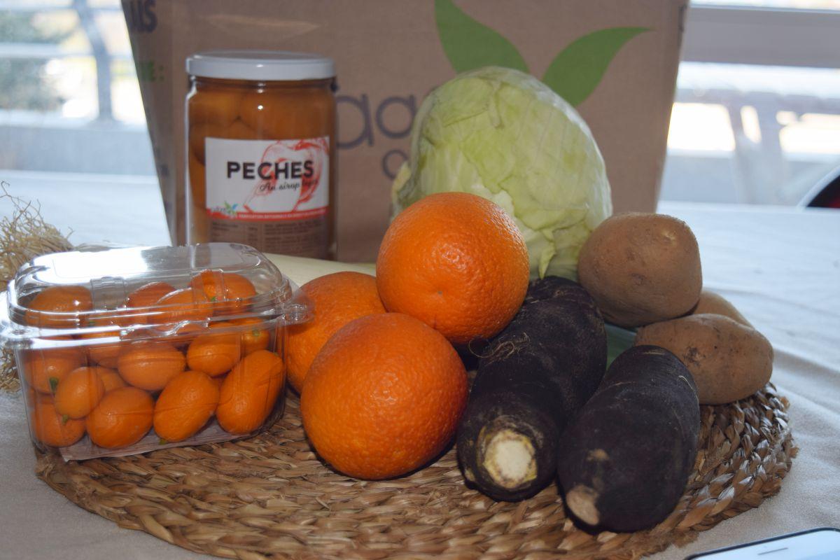 Potager City : des fruits et légumes frais et de saison !