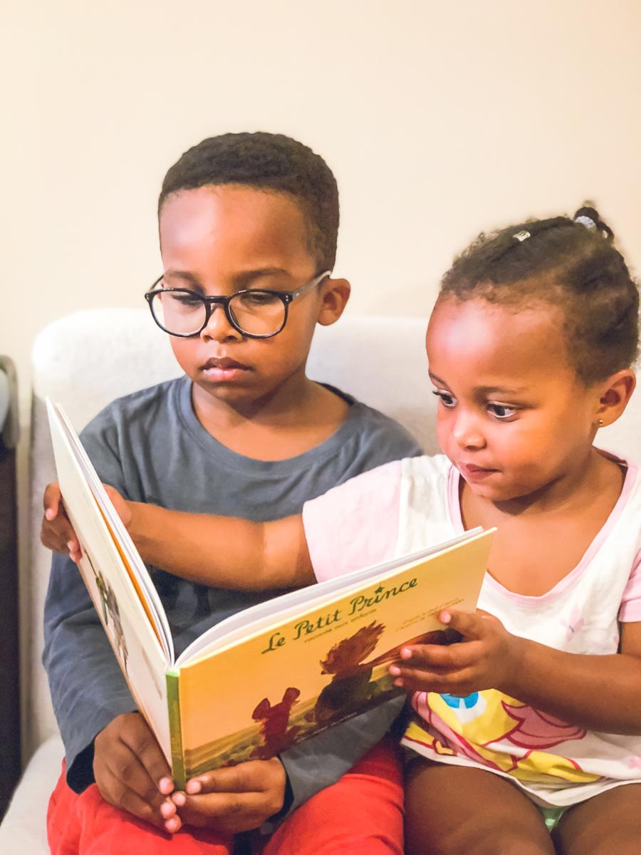 Sélection livres du mois : le petit prince
