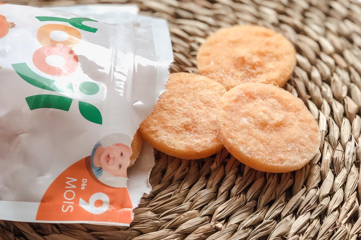 Yooji, des repas équilibrés pour les petits