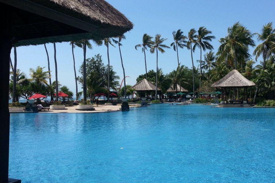Voyage à Bali offert Travail, activité de social marketer à domicile pour la société P2S Travel. Pour voyager moins cher.