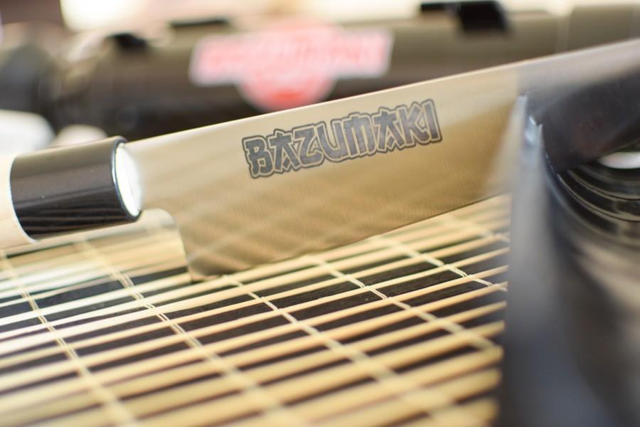 Réalisation des sushis, nigiris et makis avec le kit de Bazumaki