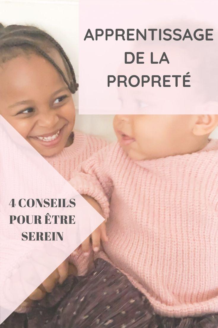 Deux petites filles complices : 4 conseils pour aborder la propreté sereinement